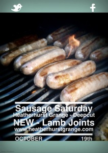 Sausage Saturday - Oct 13